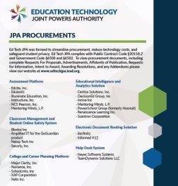 JPA Contracts and Procurement